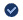 Tick icon which indicates default