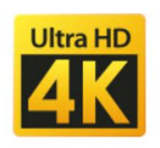 UHD 4K Logo
